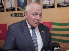 Полномочный Представитель Республики Абхазия в Турецкой Республике Вадим Харазия
