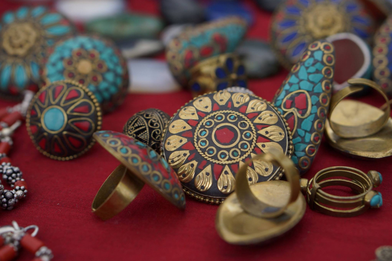 New Year's Art-Market opened in Sukhum