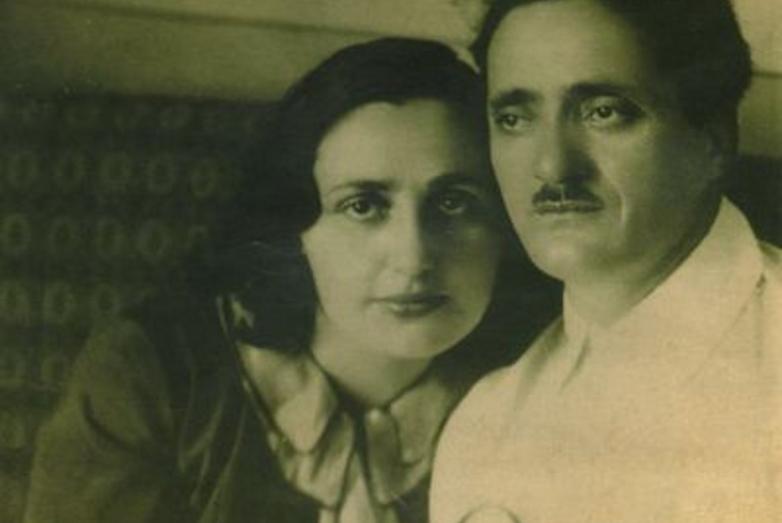 Нестор и Сария Лакоба