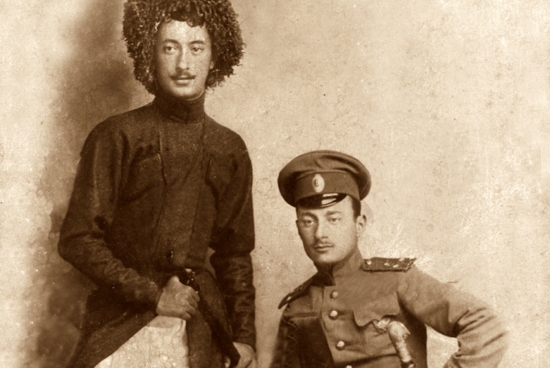 Михаил и Константин Лакербай