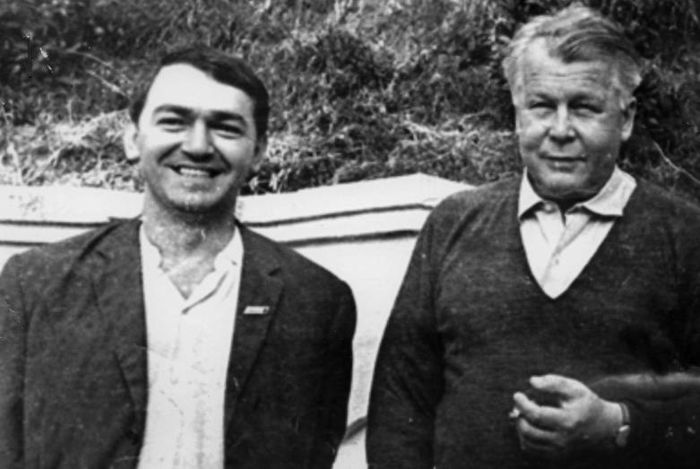 أليكس تواردوسكي وموشني لاسوريا، 1965