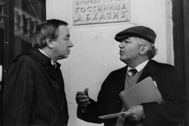 أندريه فوزنيسينكيي، موشني لاسوريا، عام 1984