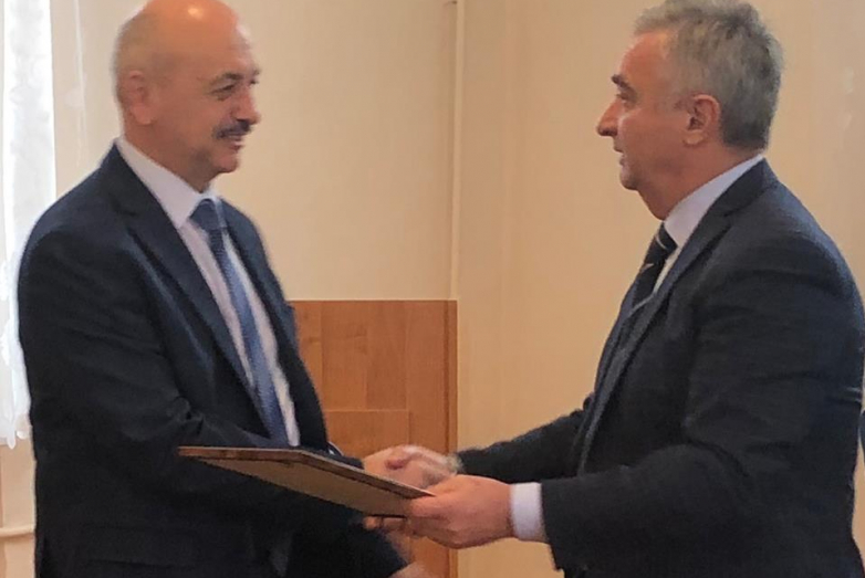 Вручение премии главы Карачаево-Черкесской Республики 2018 года в области литературы и искусства