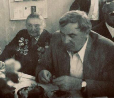 Мери Авидзба и Орхан Шамба
