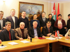Abaza public organizations of the KChR and the KBR discussed ways of cooperation