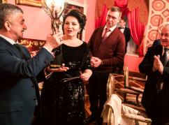 Opera diva Khibla Gerzmava became a member of the World Abaza Congress