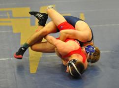 Free-style wrestling