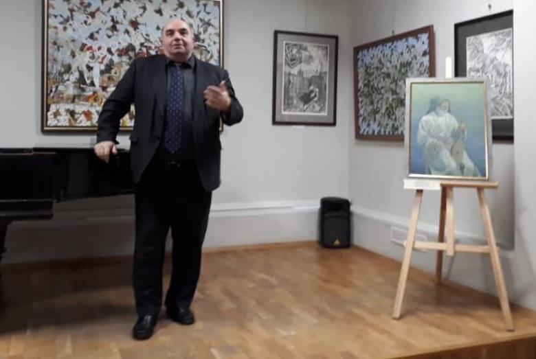Творческий вечер памяти народного поэта Абхазии Дмитрия Гулиа прошел в Москве