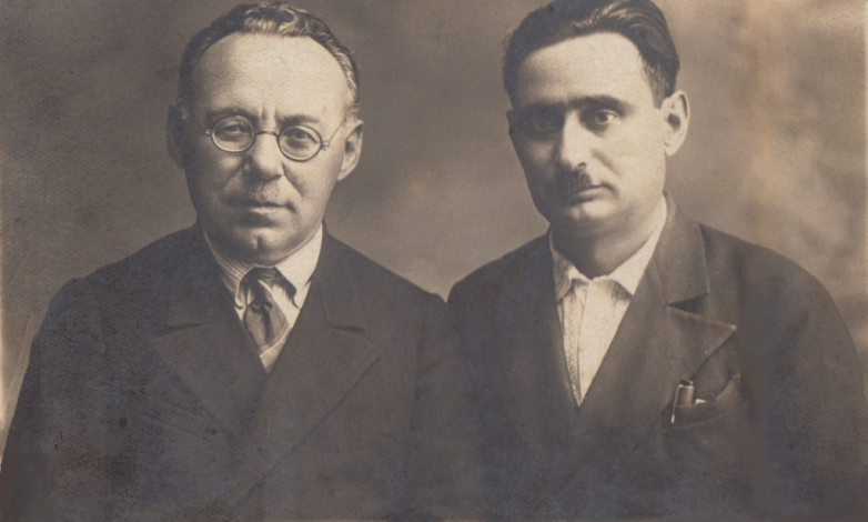 Андрей Чочуа и Василий Маан