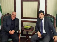 Vadim Haraziya ve İnar Gıtsba