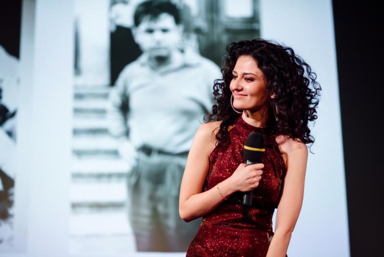 Ана Агрба. Литературный вечер, приуроченный к юбилею выдающегося писателя Фазиля Искандера, прошел в Санкт-Петербурге