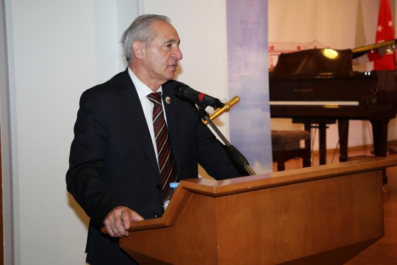 Литературный вечер «Абазашта – страна души моей» прошел в Москве
