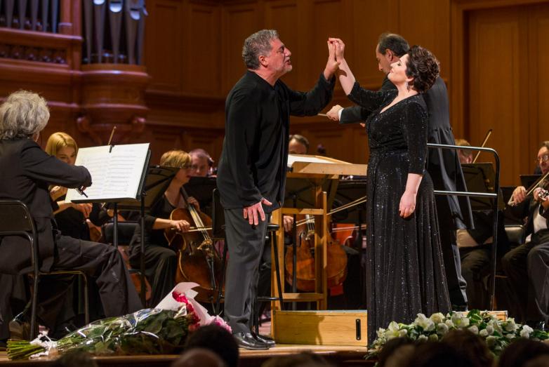 XVII фестиваль «Хибла Герзмава приглашает…» открылся грандиозным концертом в Москве