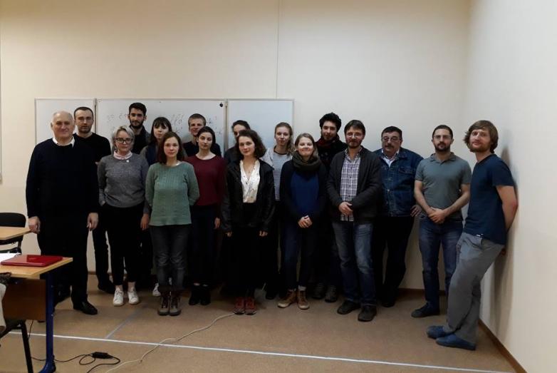 Абаза бызшәатә експедициа алахәцәеи иареи. Аекономика иреиҳаӡоу ашкол, Москва