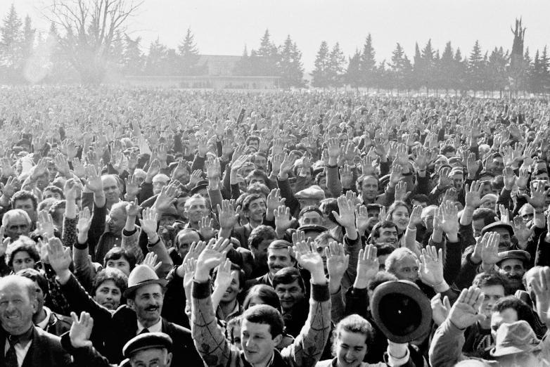 Lykhny gathering, March 18, 1989