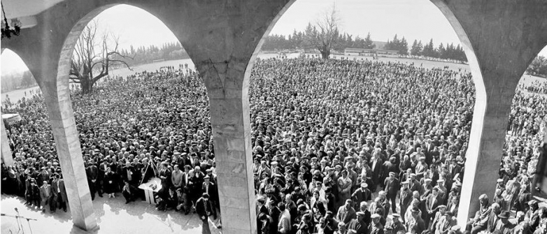 Лыхненский сход, 18 марта 1989 года