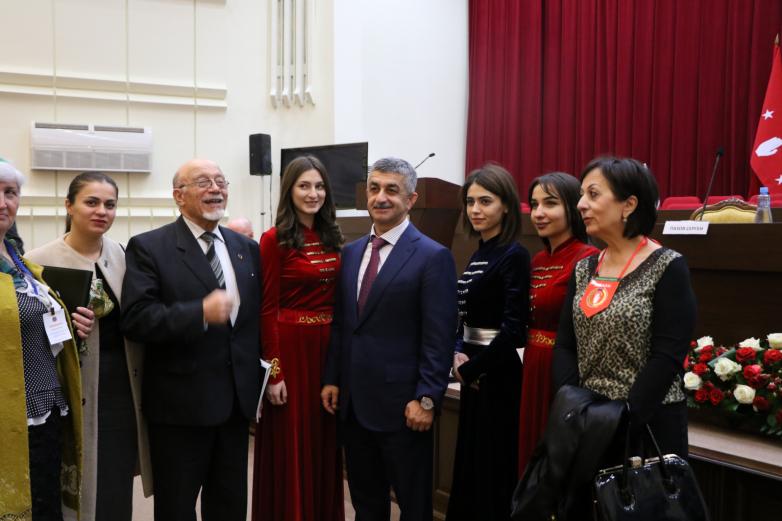 VII Всемирный абхазо-абазинский конгресс, Сухум, декабрь 2017 года