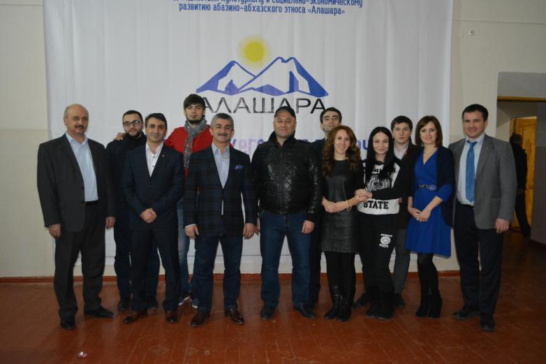 Команда АНО «Алашара», 2015 год