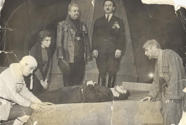 На сцене Абхазского государственного драматического театра