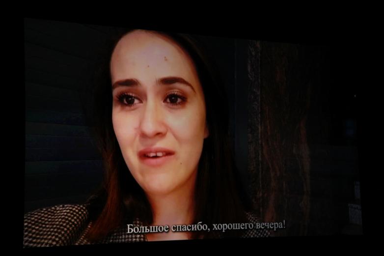 Обладатель гран-при SIFF-2019 режиссер фильма «Она» («AJO») Мора Рака (More Raça)
