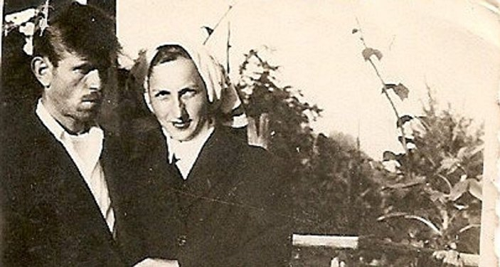 Родители Хаири Кутарба, Хаиати Кутарба и Бебек Авидзба
