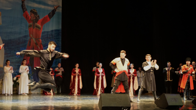 The IX St. Petersburg Festival of Culture of the Peoples of the Caucasus was held in the northern capital of Russia, where for the first time the representatives of the World Abaza Congress participated.