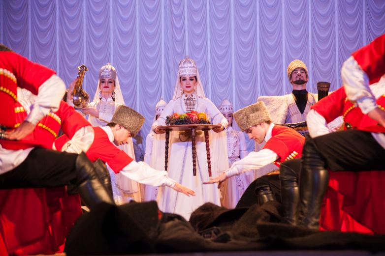 Академический ансамбль народного танца Адыгеи