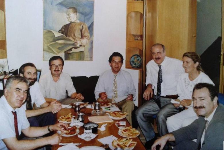 Ирфан Аргун, Нодар Чанба, Абдулькадыр Ардзинба, Владислав Ардзинба, Атаи Ацушба