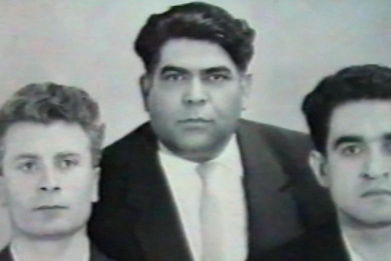Nazir Egdza yüksek lisans yıllarında