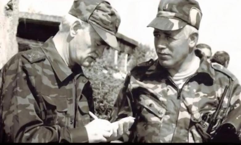 Sultan Sosnaliev and Khukhut Bganba