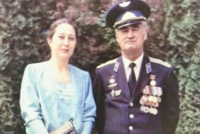 Султан Сосналиев с супругой Любовью Сосналиевой
