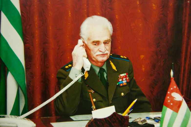 Султан Сосналиев