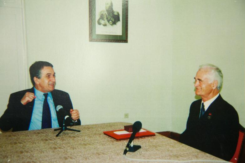 Vladislav Ardzinba and Sultan Sosnaliev