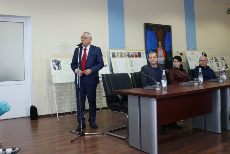 Creative evening in memory of the Abaza poet Kerim Mkhtse was held in Stavropol