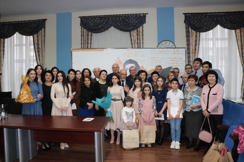 Творческий вечер памяти абазинского поэта Кериму Мхце прошел в Ставрополе