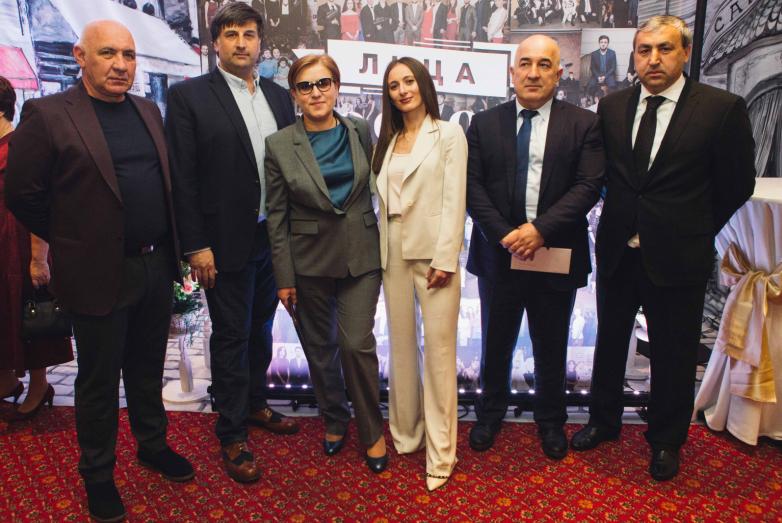 Делегация Народного Собрания - Парламента Абхазии прибыла в Москву на празднование 60-летнего юбилея МАД