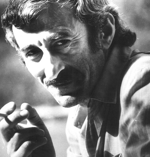 Керим Леонидович Мхце, 1987 год