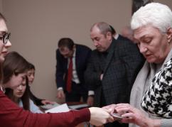 أبدى ممثلو الشتات من تركيا وروسيا والأردن وسوريا وعدد من الدول الأخرى اهتماما بالاجتماع السابع للمؤتمر العالمي لشعب الأباظة. ومنذ الصباح الباكر، بدأت عملية تسجيل المندوبين المشاركين.