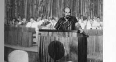 Выступление Юрия Воронова на заседании конгресса абхазо-абазинского народа