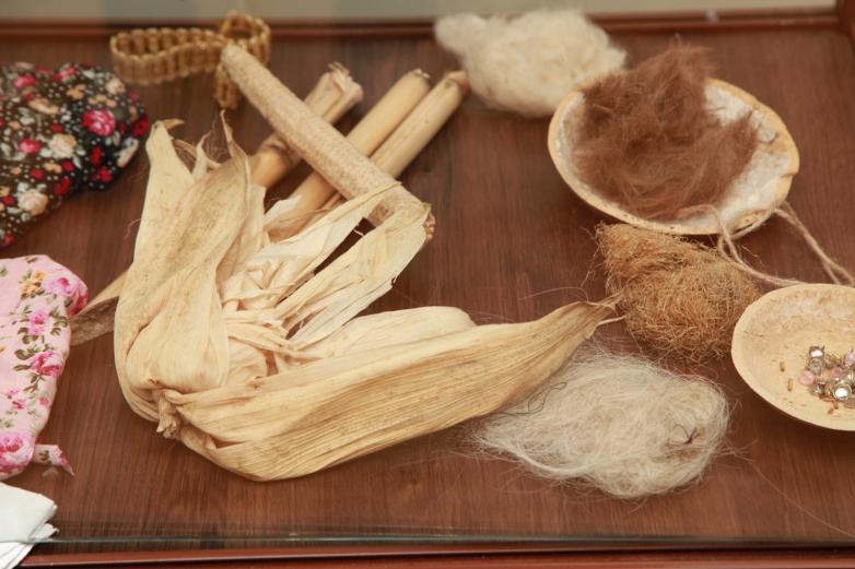 الالعاب الشعبية الأبخازية والأبازينية تعرض في سوخوم