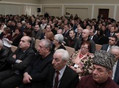 В общей сложности форум собрал 208 делегатов из Абхазии, России, Иордании, Турции и Сирии.