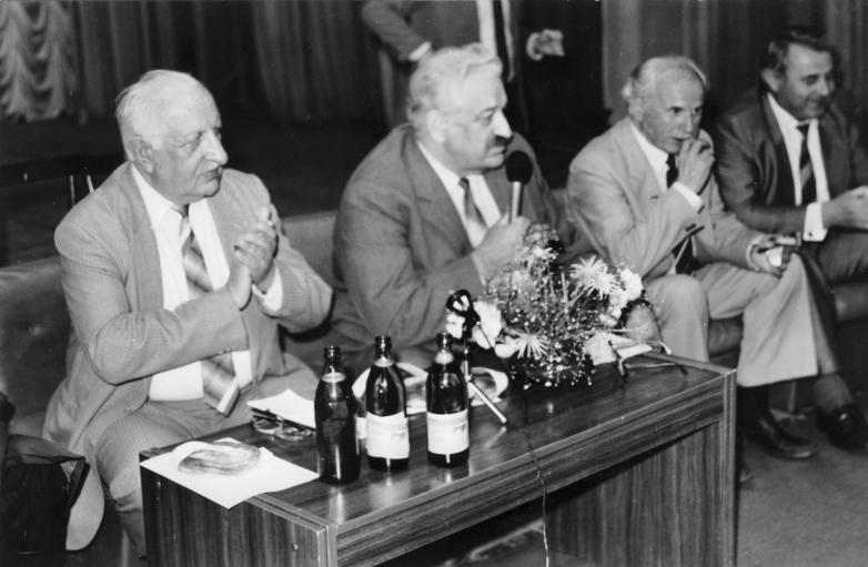 Заур Налоев, Шарах Пачалия и Баграт Шинкуба, Нальчик