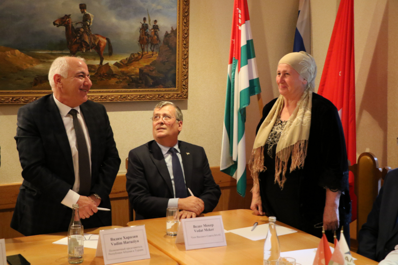 Abkhazfed and civil society organizations of the KChR and the KBR agreed to cooperate