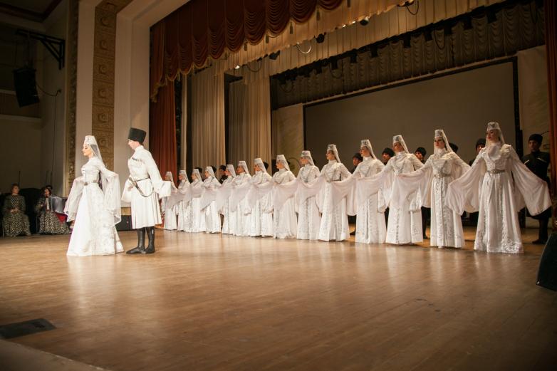 Государственный Ансамбль народного танца Республики Абхазия «Кавказ», Абгосфилармония имени Раждена Гумба