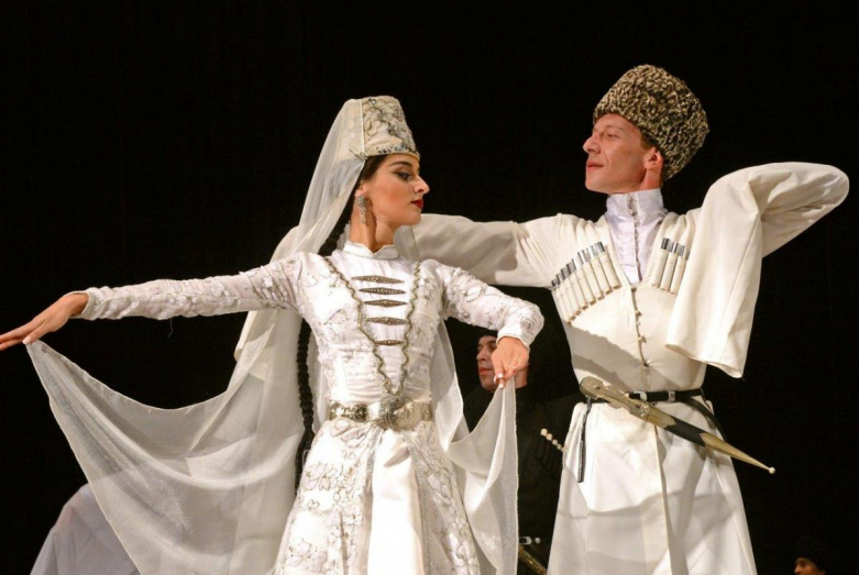 Государственный Ансамбль народного танца Республики Абхазия «Кавказ»