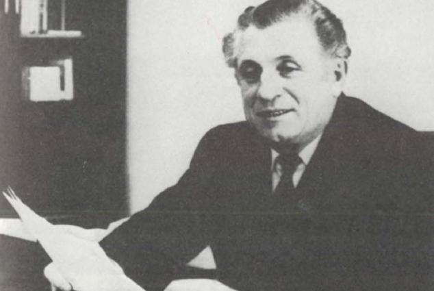Валериан Кобахия, председатель Верховного Совета Абхазской АССР