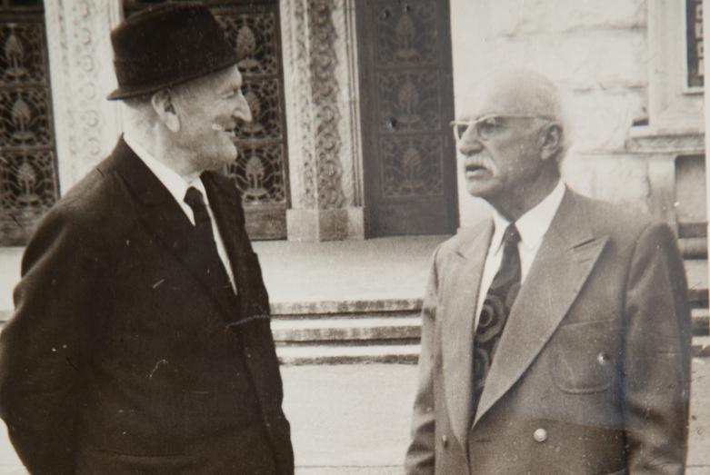 كونستانتين شاكريل وعزيز أغربا، سوخوم، سبعينيات القرن الماضي