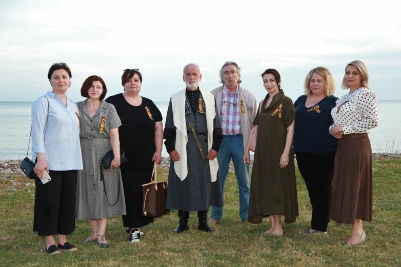 Представители ВААК почтили память жертв Кавказкой войны