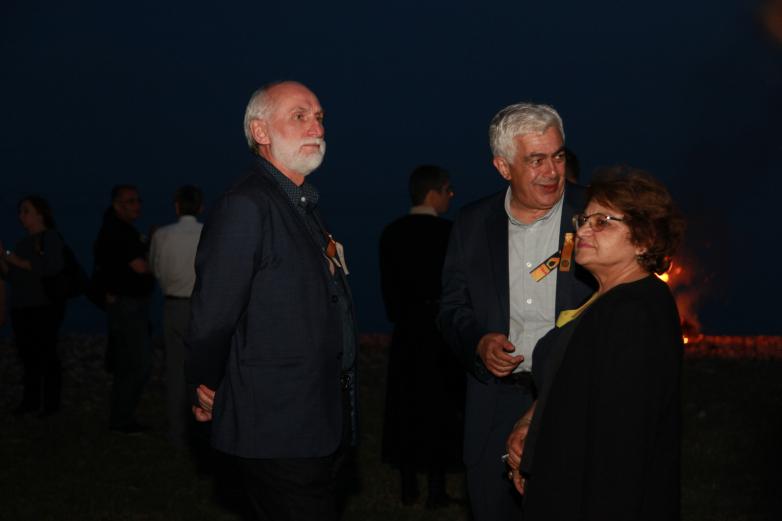 Память жертв Кавказской войны почтили в Сухуме