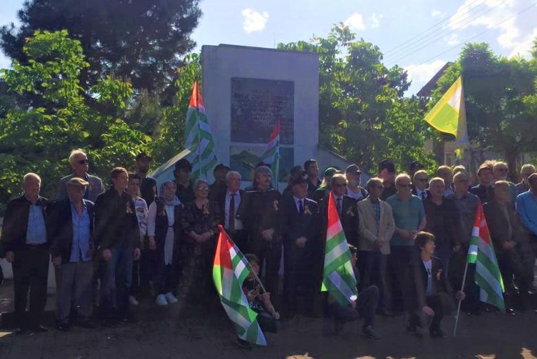 Памятные мероприятия в честь 155-летия Дня памяти жертв Кавказской войны прошли в селе Бабалы, Кандыра